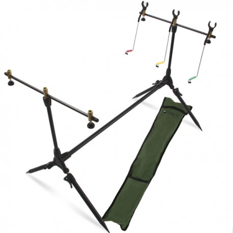 Rod pod  NGT 3 cannes + 3  Swinger + 3 support cannes